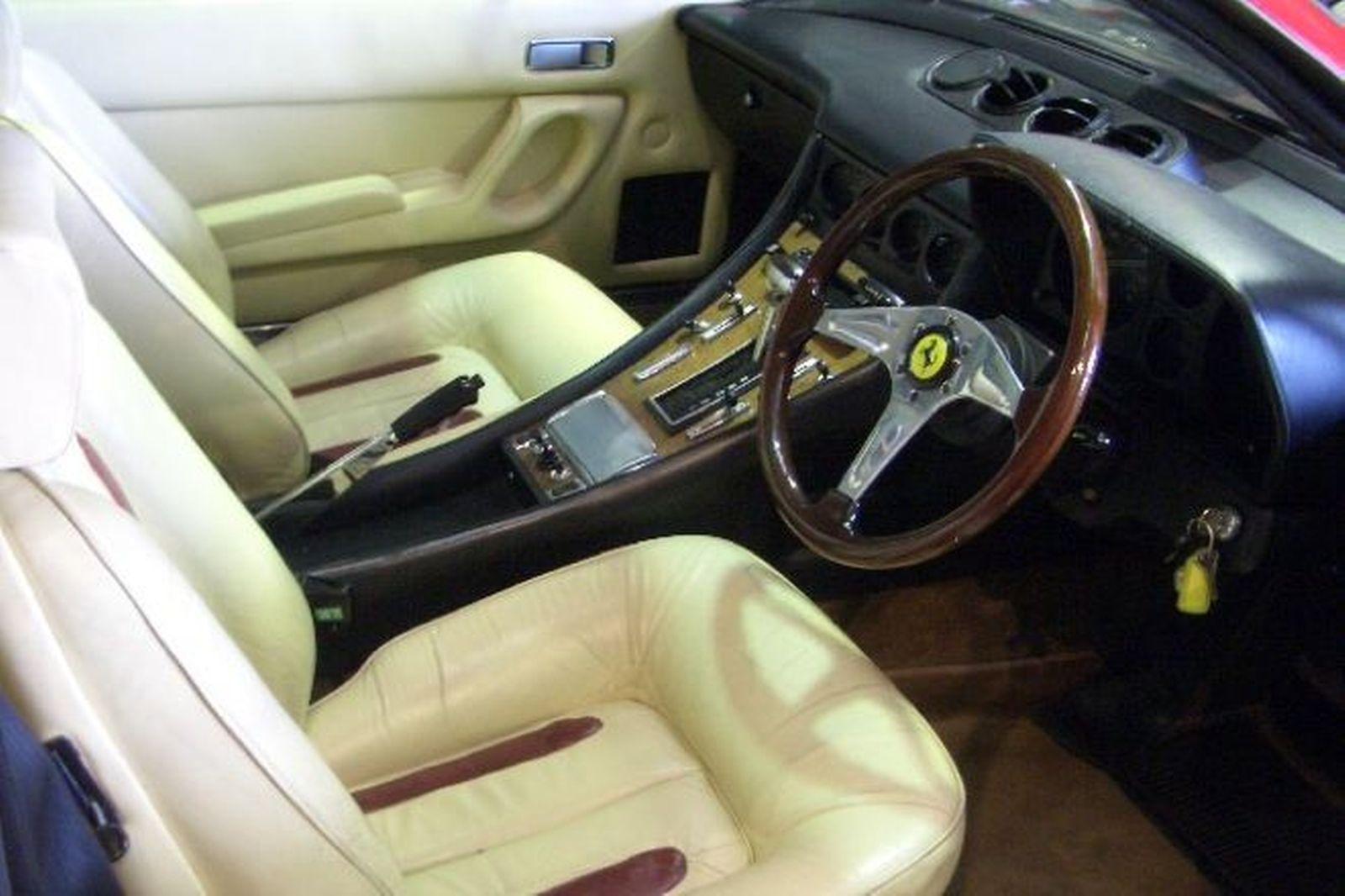 Ferrari 400iA Coupe