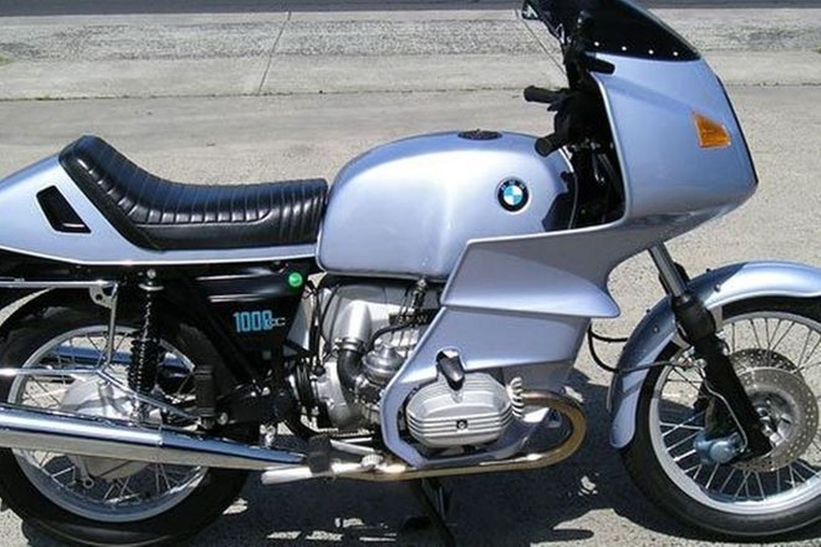 Sold: BMW R100 RS Motorcycle Auctions - Lot 55 - Shannons