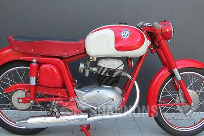MV Augusta 175cc Motorcycle