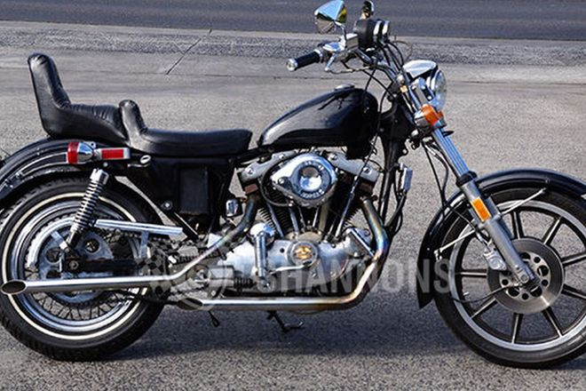 Harley-Davidson Sportster 1000cc Motorcycle