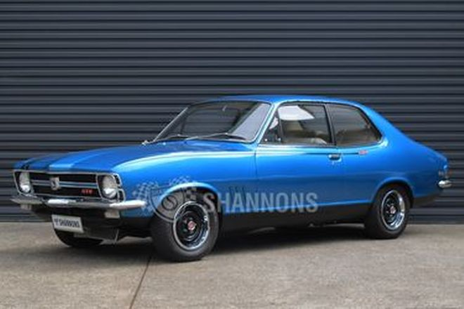 Holden LC Torana 'GTR Replica' 2-Door Sedan