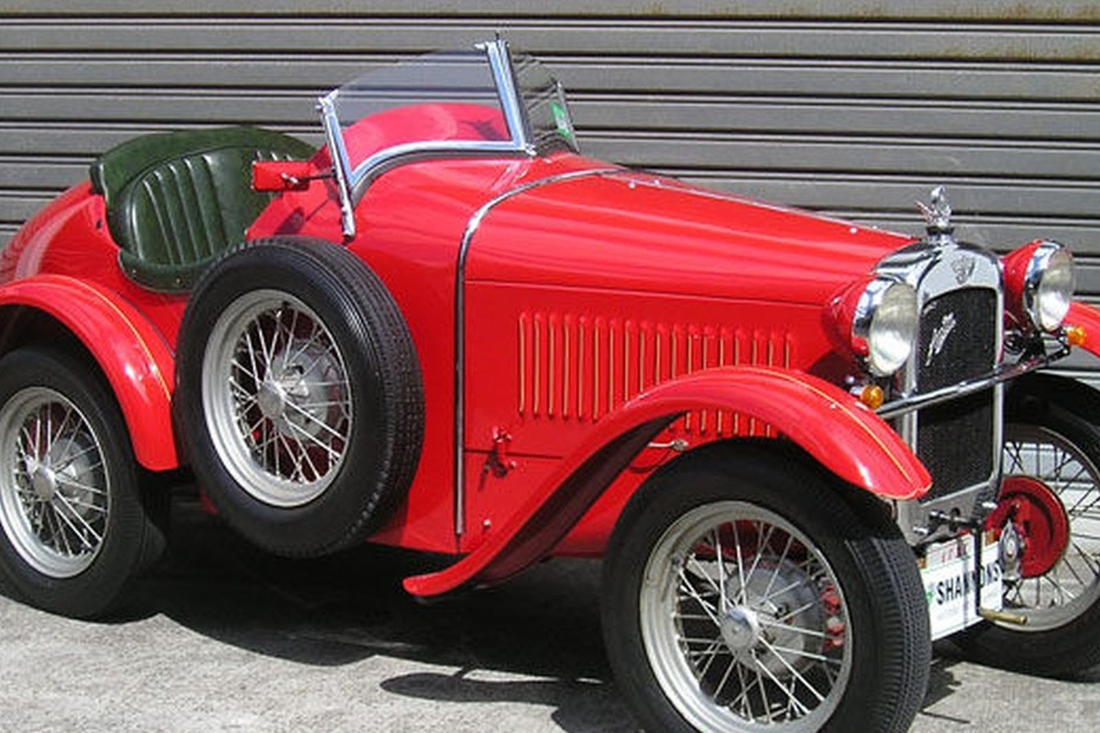 Sold austin seven wasp sports auctions lot 2 shannons for Motor vehicle open on saturday