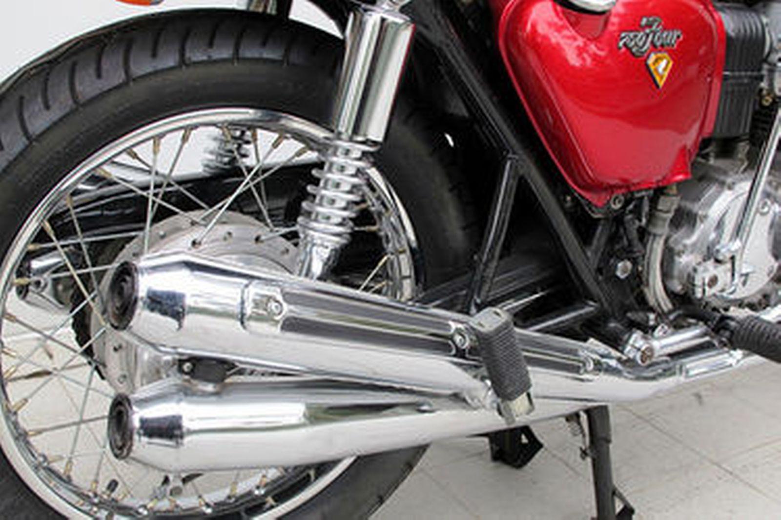 Honda CB750/4 K2 Motorcycle