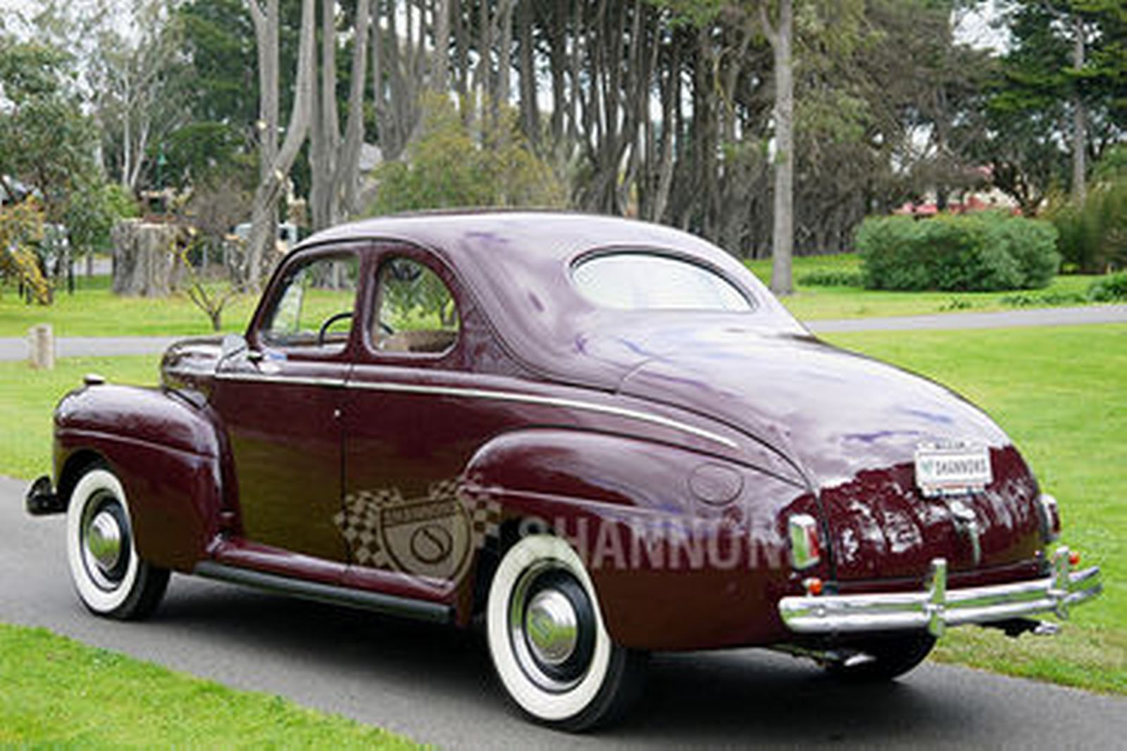 Sold Ford Super Deluxe V8 Business Coupe Lhd Auctions Lot 35 1941 Station Wagon