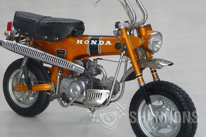 Honda ST70 Dax Trail Bike