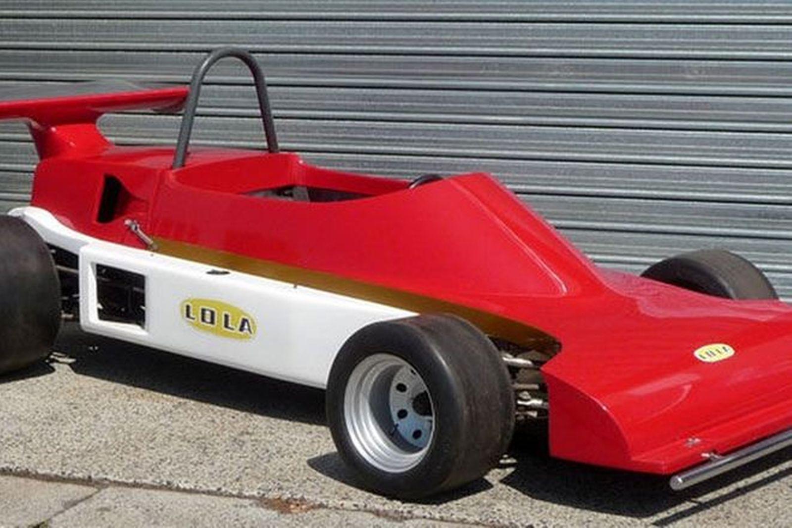 Sold: Lola Type 506 \'Mini GP\' Race Car Auctions - Lot 35 - Shannons