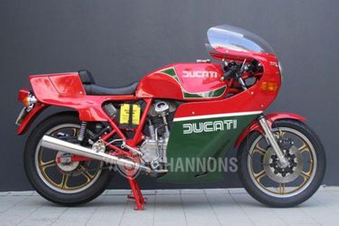 Ducati MHR 900cc Motorcycle