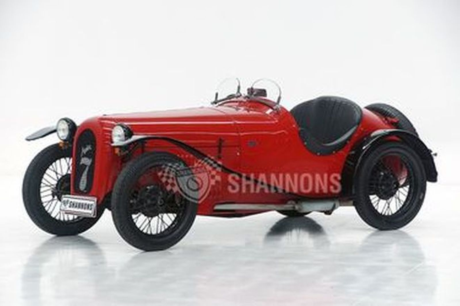 Austin Seven 'Supercharged' Roadster
