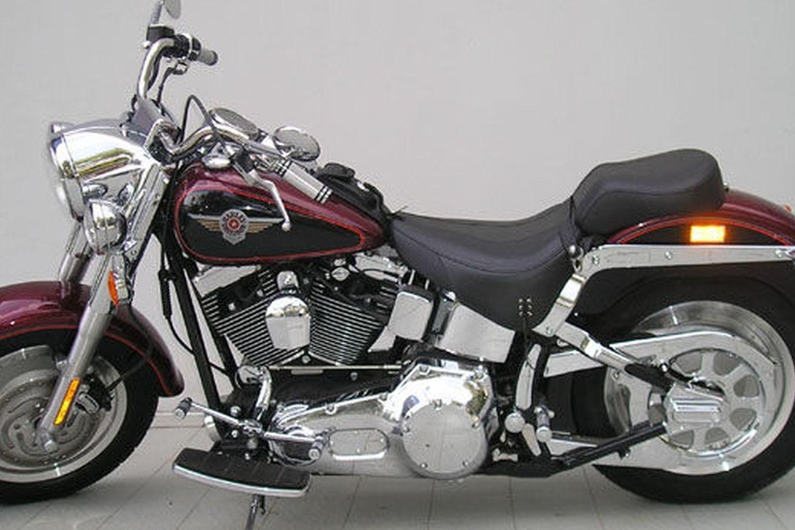 Harley-Davidson FLSTF Fat Boy Motorcycle