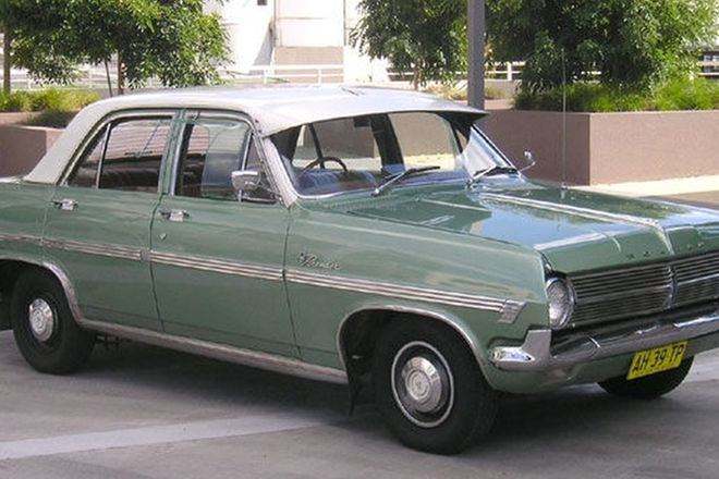 Holden HD Premier Sedan