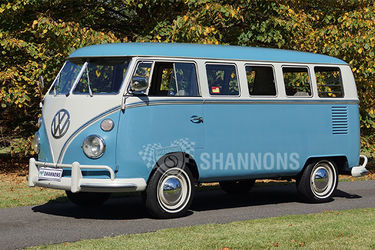 Volkswagen Kombi Split Window Van (LHD)