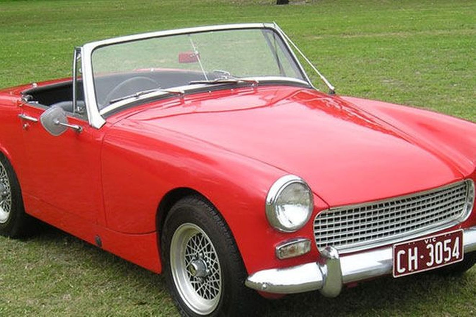 sold austin healey sprite roadster auctions lot 43 shannons. Black Bedroom Furniture Sets. Home Design Ideas