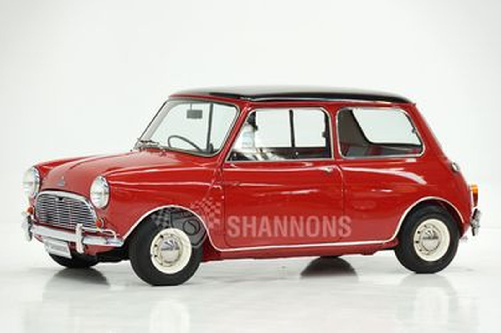 Austin Mini Cooper S Saloon - From the 'Ian Cummins Collection'
