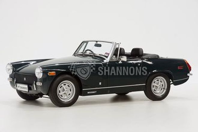 MG Midget Roadster