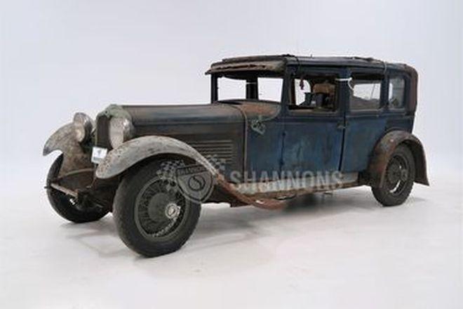 Stutz Model BB Sedan (Project)