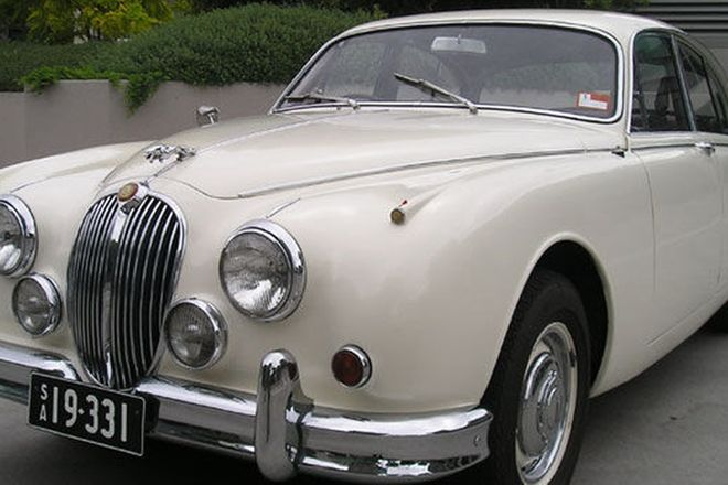 Jaguar Mark II 3.8 Saloon