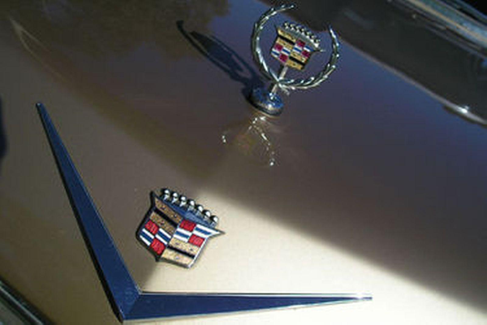 Cadillac Coupe De Ville (RHD)