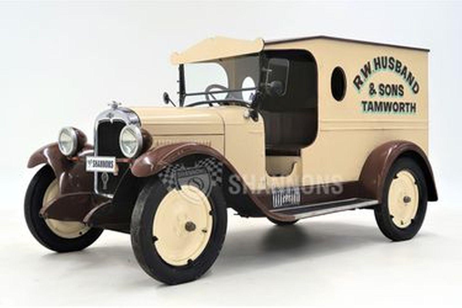 Chevrolet Capitol Delivery Van