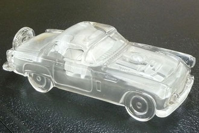 Model Cars & Magazines - 1957 Chevrolet, 1955 Thunderbird, 2 Hot Rods & 40 Australian Street Rodding