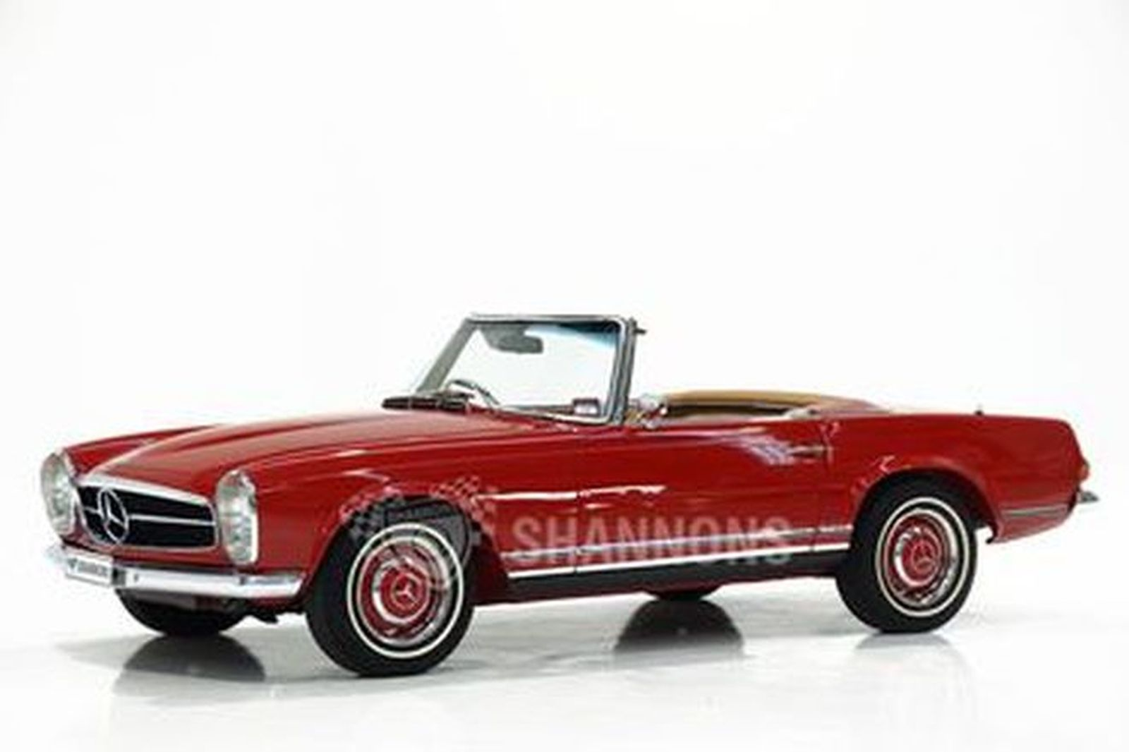 Mercedes-Benz 250SL Convertible