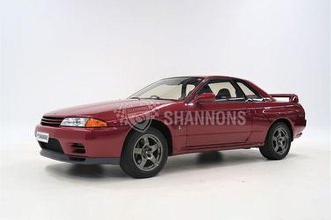 Nissan Skyline R32 GT-R Coupe