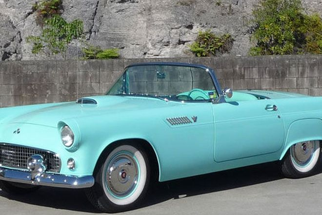Ford Thunderbird Convertible (LHD)