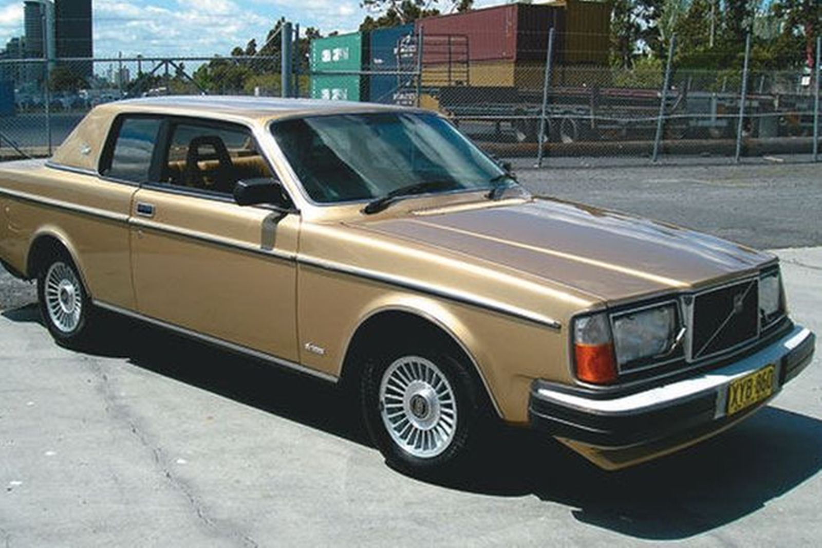sold volvo 262c bertone coupe auctions   lot 22   shannons