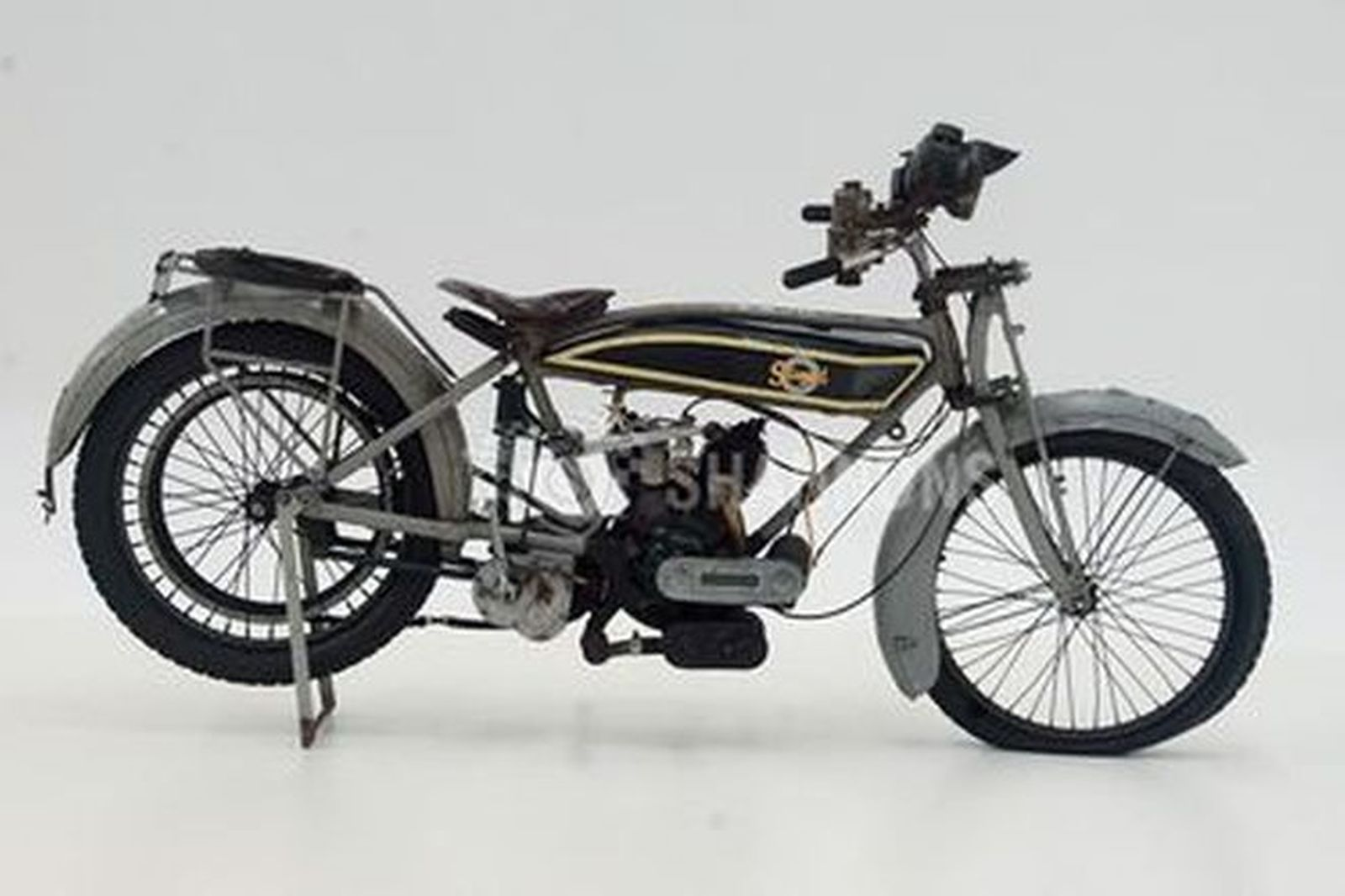 Stanger 538cc Two-Stroke V-Twin (Project)