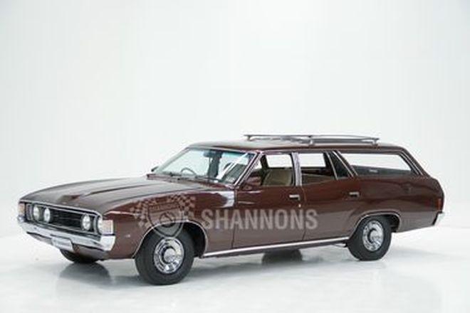 Ford XA Fairmont 302 V8 Station Wagon