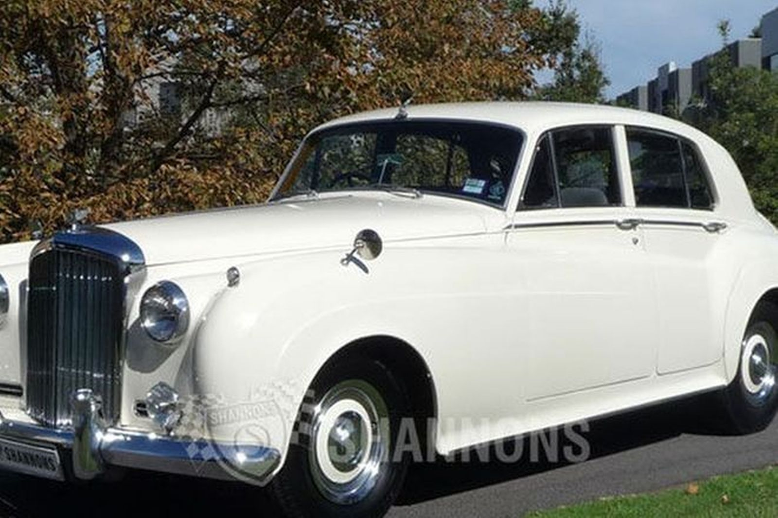 sold: bentley s1 saloon auctions - lot 32 - shannons