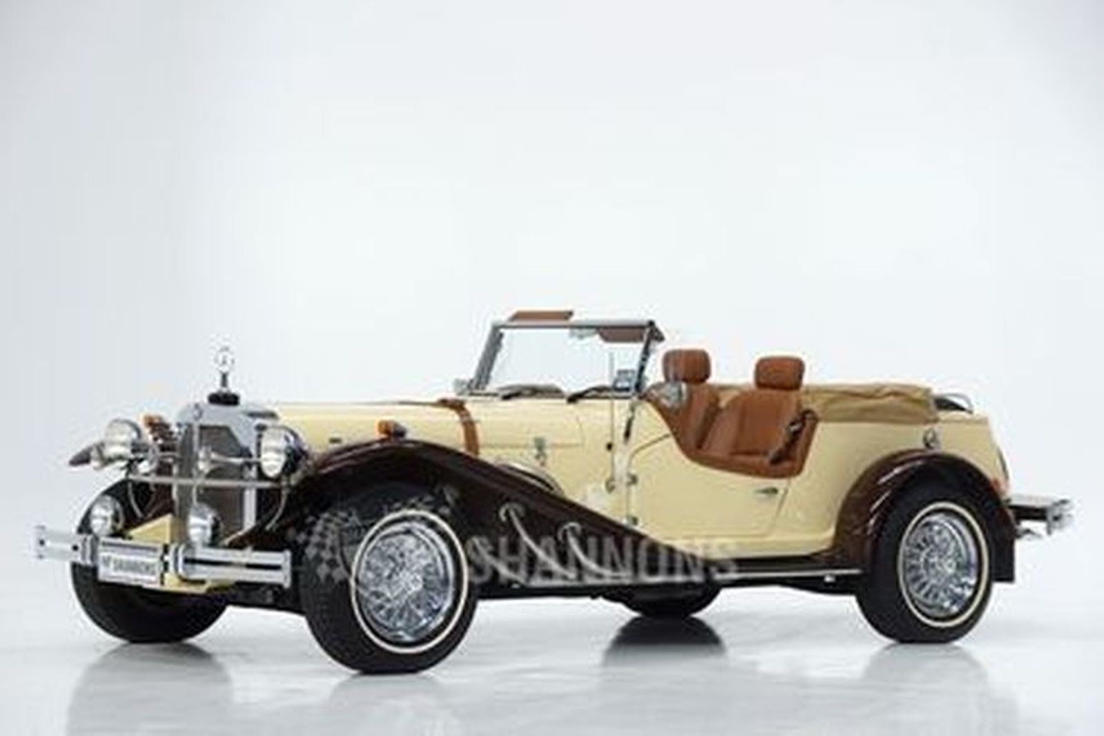 Gazelle SSK 'Replica' Roadster