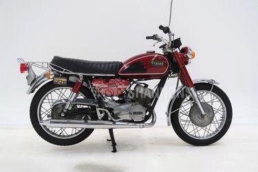 Yamaha DS6 250cc Motorcycle