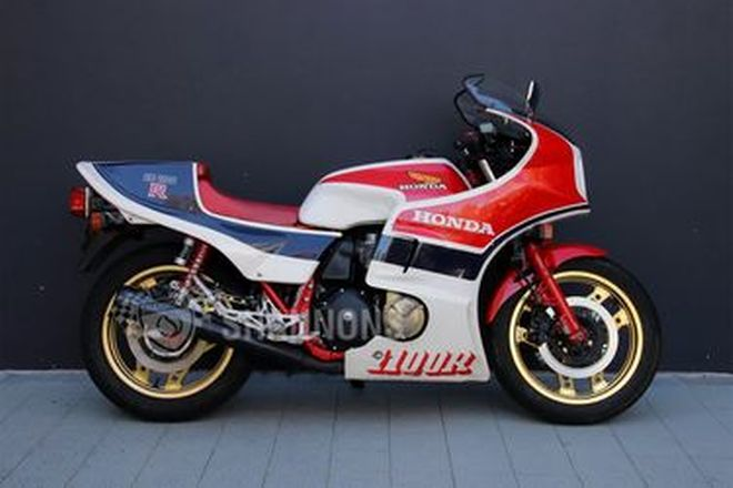 Honda CB1100RC Motorcycle