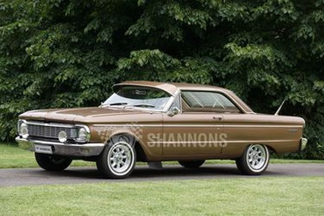 Ford XP Falcon Coupe