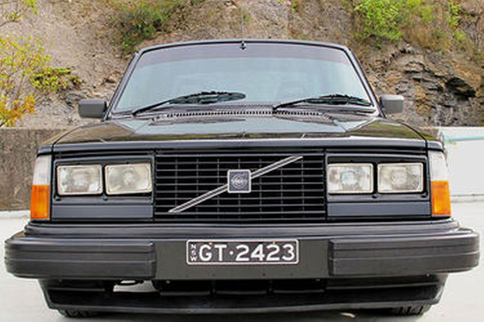 Volvo 242 GT Coupe