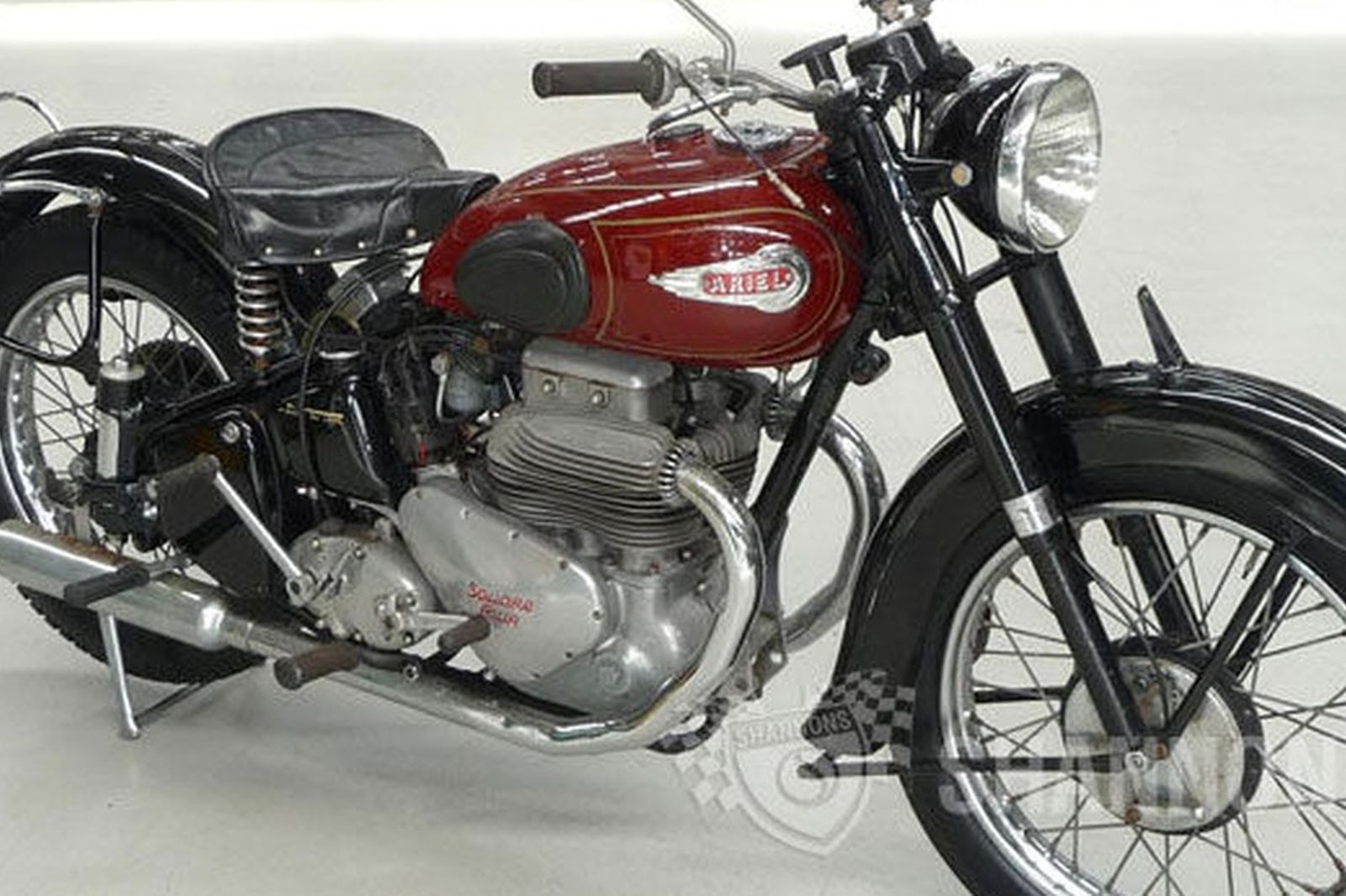 Sold Ariel Square 4 4g Mk1 Motorcycle Auctions Lot 41