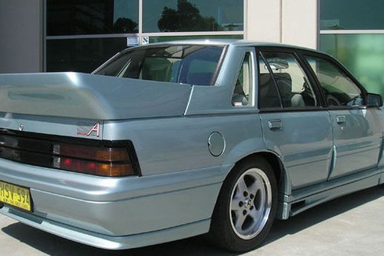 Sold: Holden VL Walkinshaw Group A SS Sedan Auctions - Lot