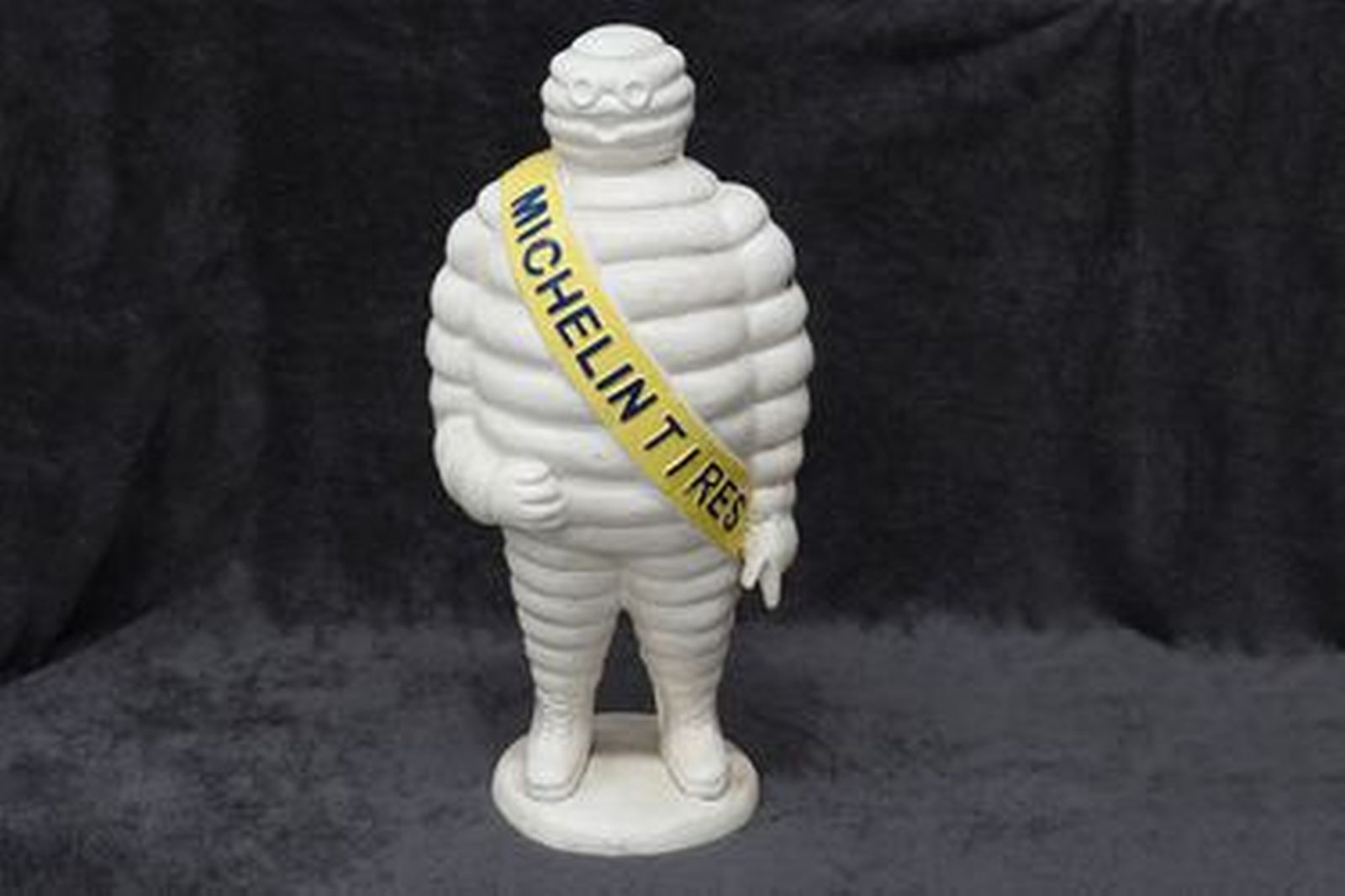 Cast Iron Michelin Man (58h x 12w cm)