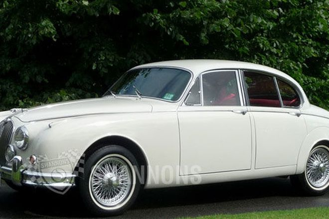 Jaguar Mk2 2.4 'Manual' Saloon