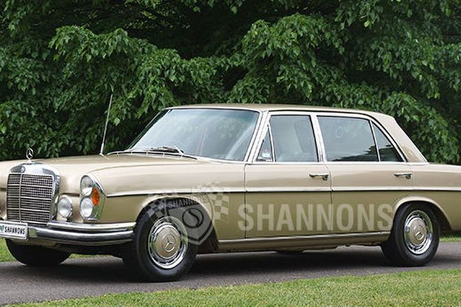 Sold mercedes benz 300sel 6 3 saloon auctions lot 32 for Mercedes benz 6 3