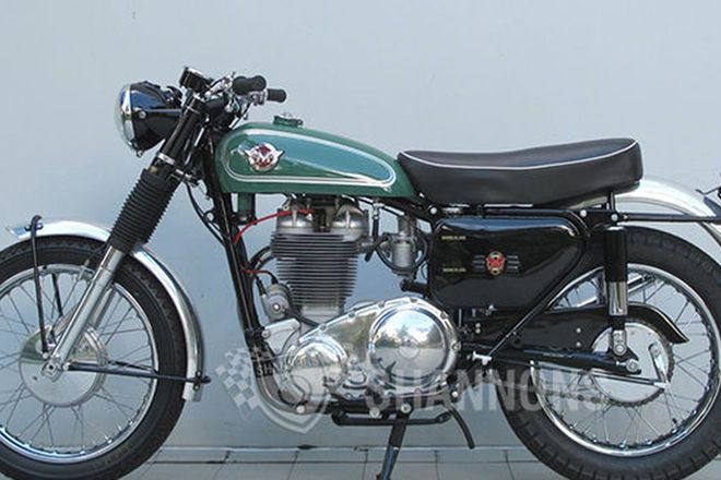 Matchless G80 TCS 'Typhoon' 600cc Motorcycle