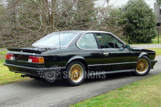 BMW 635CSi 'JPS' Replica Coupe