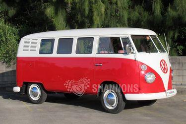 Volkswagen Kombi 'Split Window'
