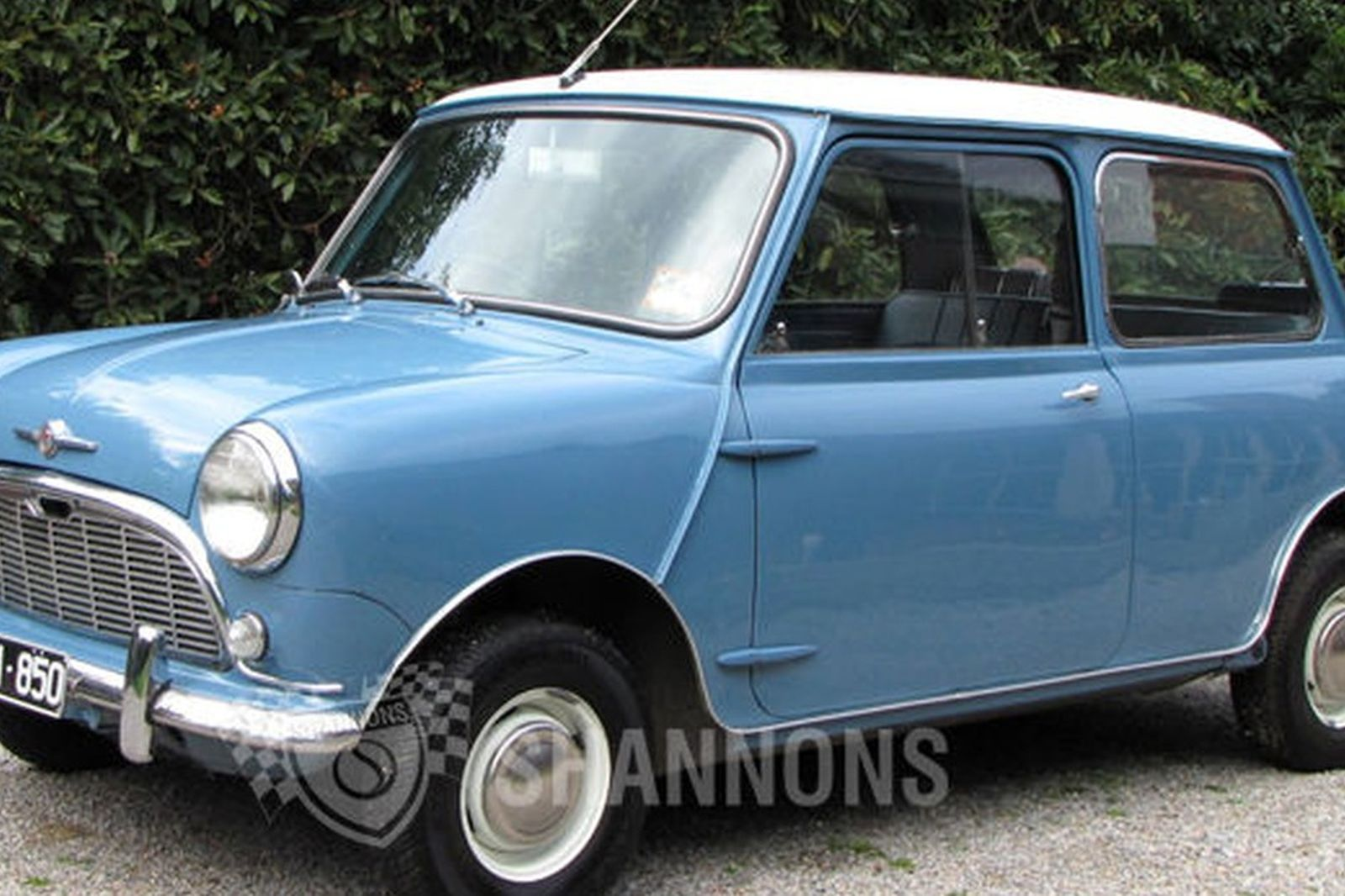 Sold Morris Mini 850 Saloon Auctions Lot 1 Shannons