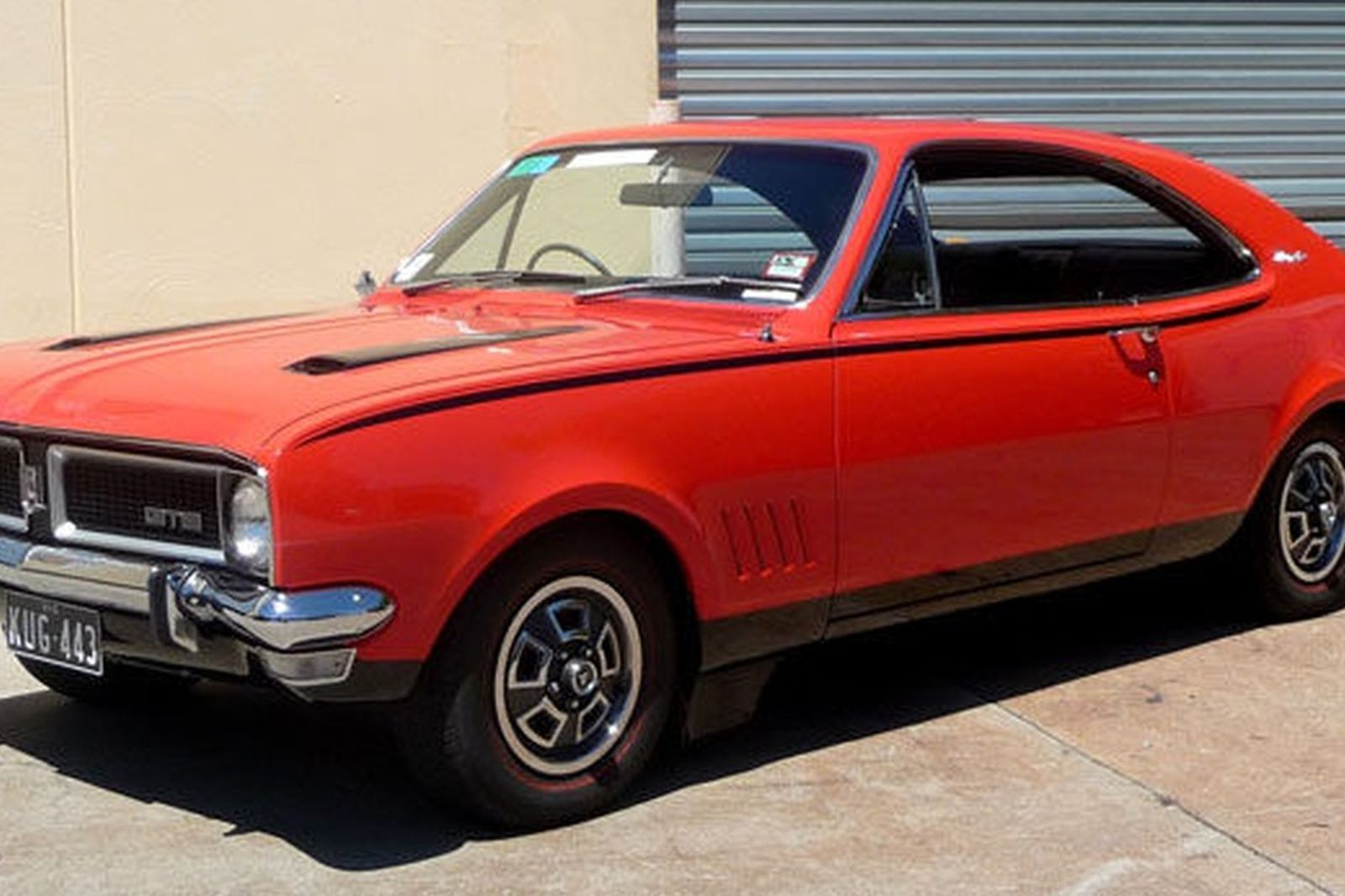 Holden Hg Monaro Gts 253 Coupe Auctions Lot 11 Shannons