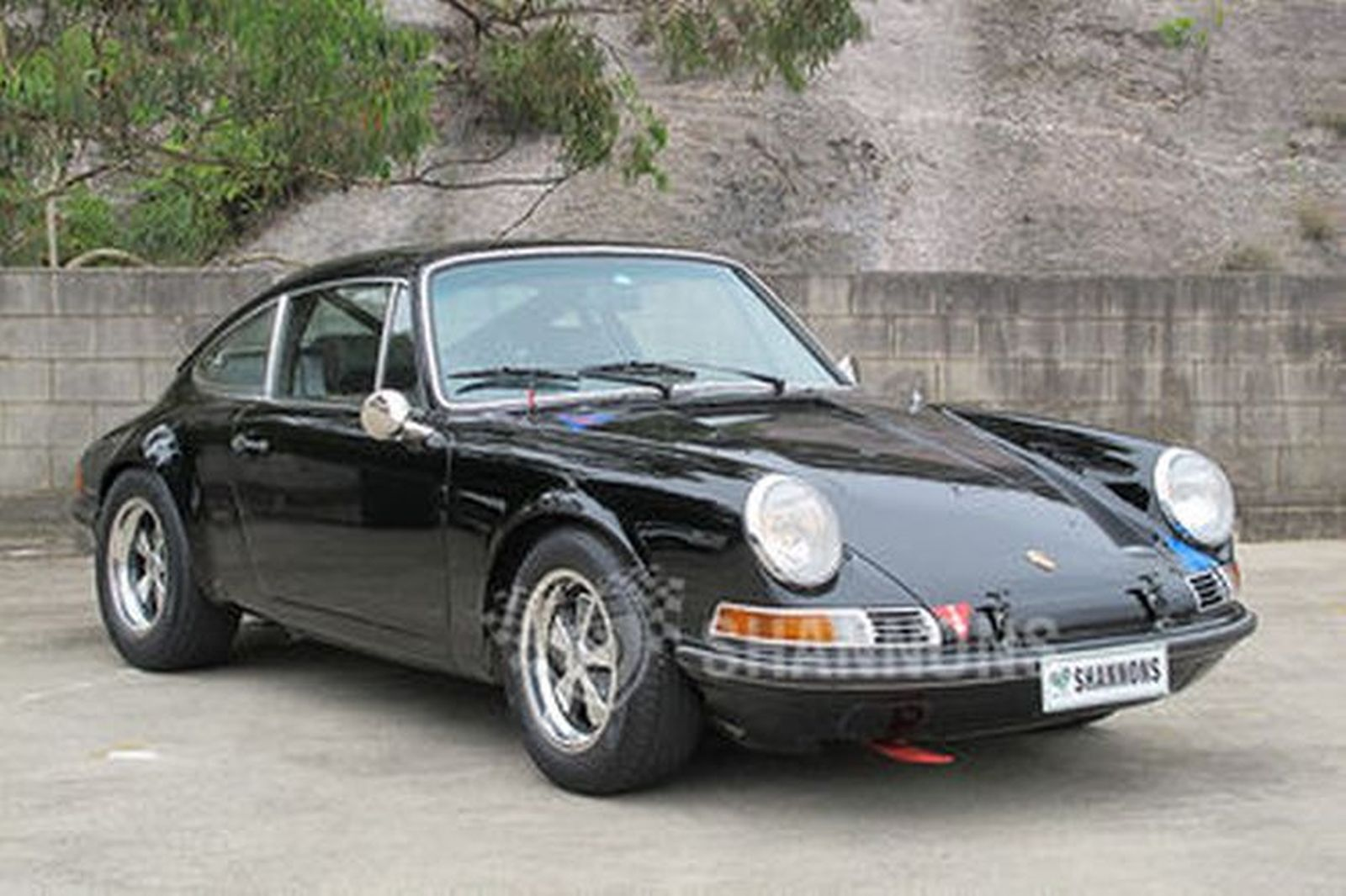 Porsche 911T 2.2 'Tarmac Rally Prepared' Coupe