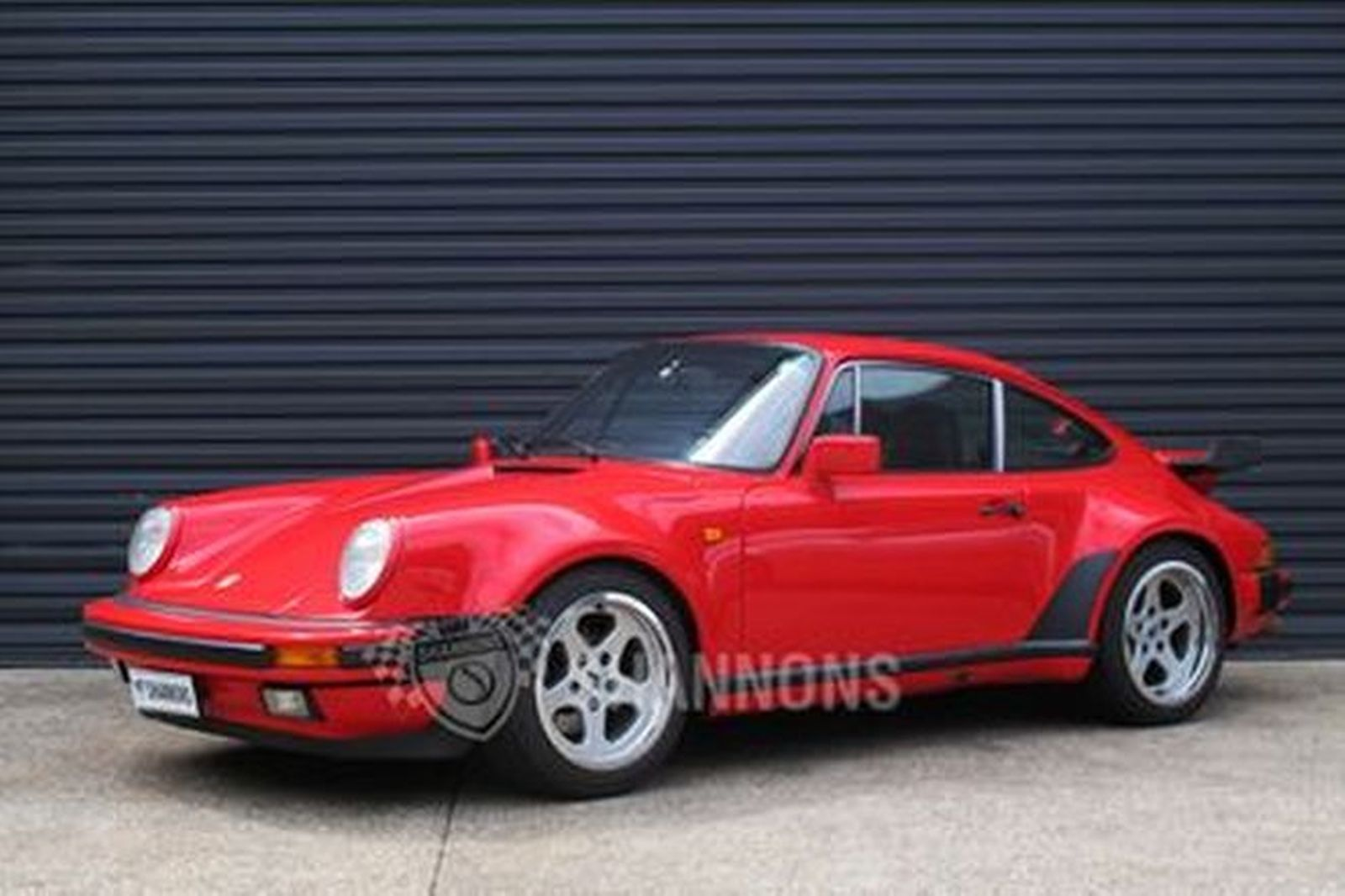 sold porsche 930 turbo coupe auctions lot 23 shannons. Black Bedroom Furniture Sets. Home Design Ideas