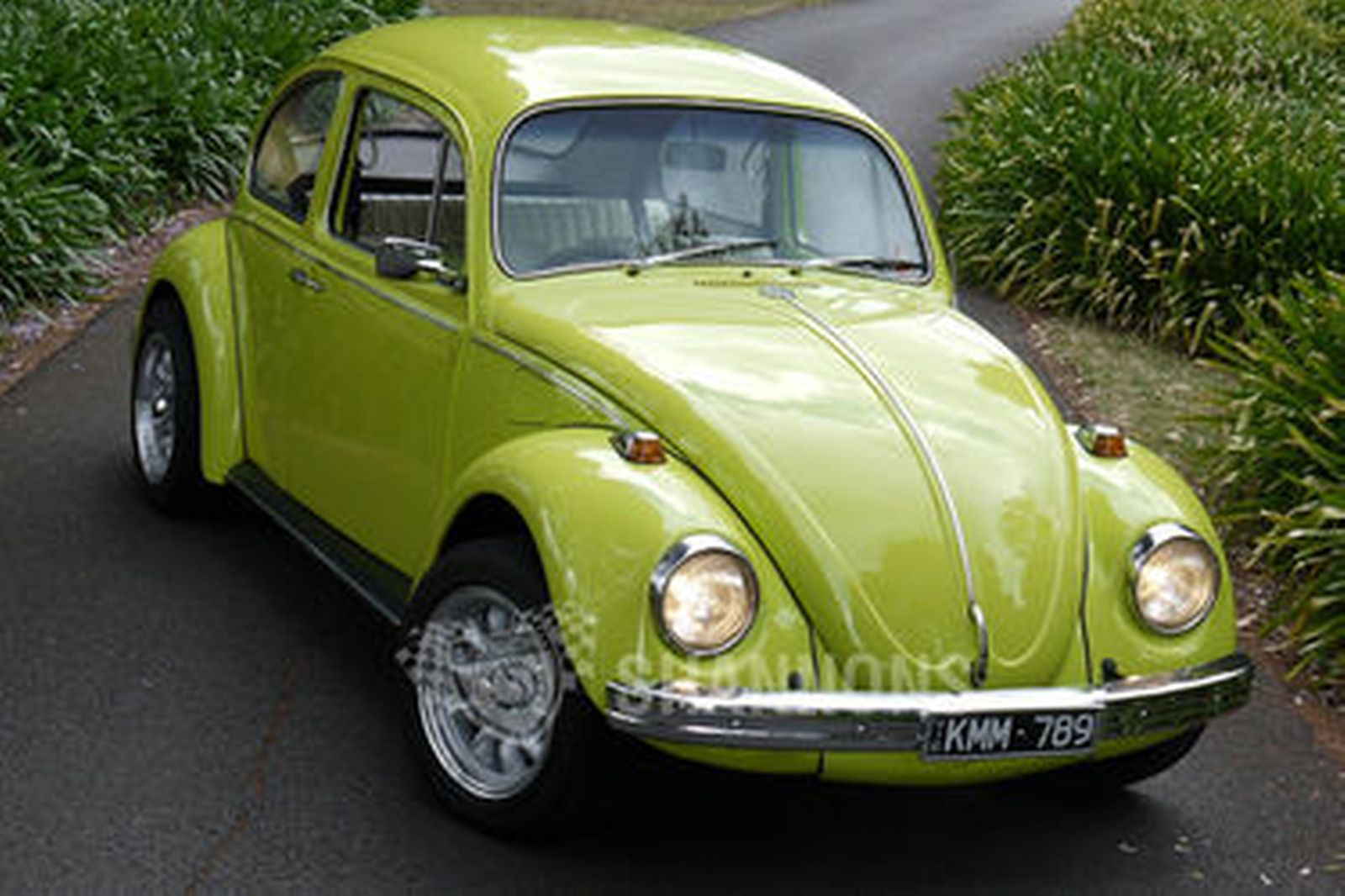 Sold Volkswagen Beetle Sedan Auctions Lot 2 Shannons