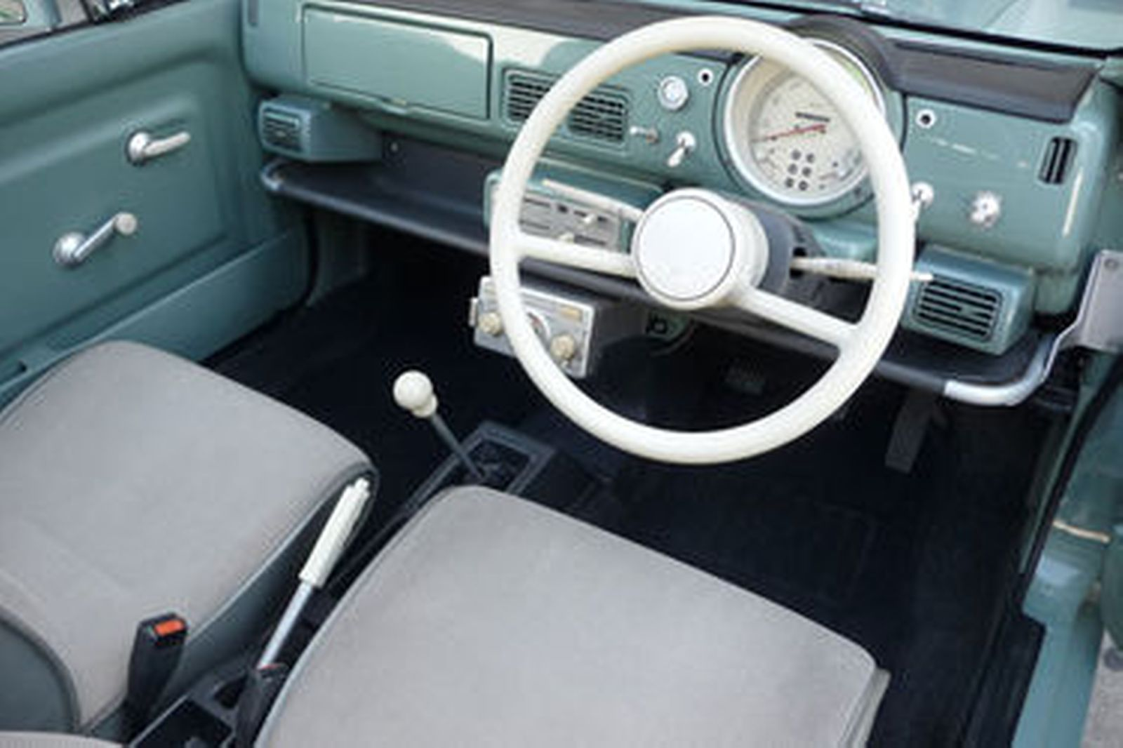 Nissan Make A Payment >> Sold: Nissan PAO 2 Door Coupe Auctions - Lot 1 - Shannons