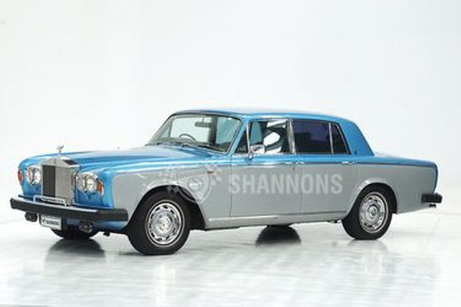 Rolls-Royce Silver Shadow 2 Saloon
